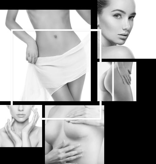 Les différentes interventions en chirurgie esthétique, réparatrice et médecine esthétique