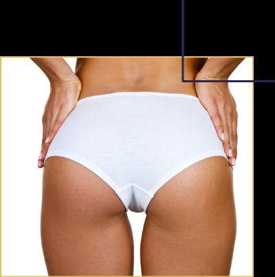 Le lifting des fesses pour redonner un aspect plus rebondi. Docteur Bonnet Chirurgien esthétique à Dijon.