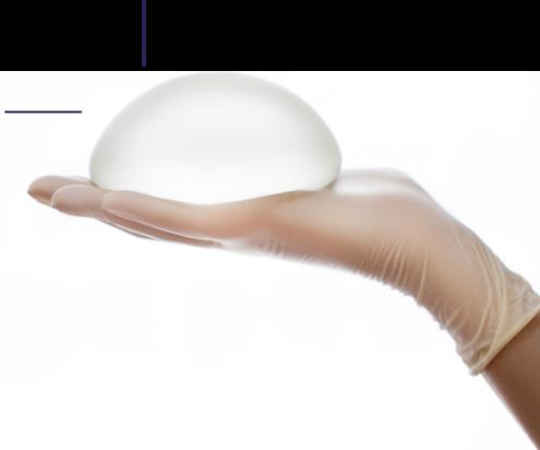Augmentation mammaire par l'implant de prothèse. Chirurgie esthétique et plastique par le docteur Florent Bonnet.